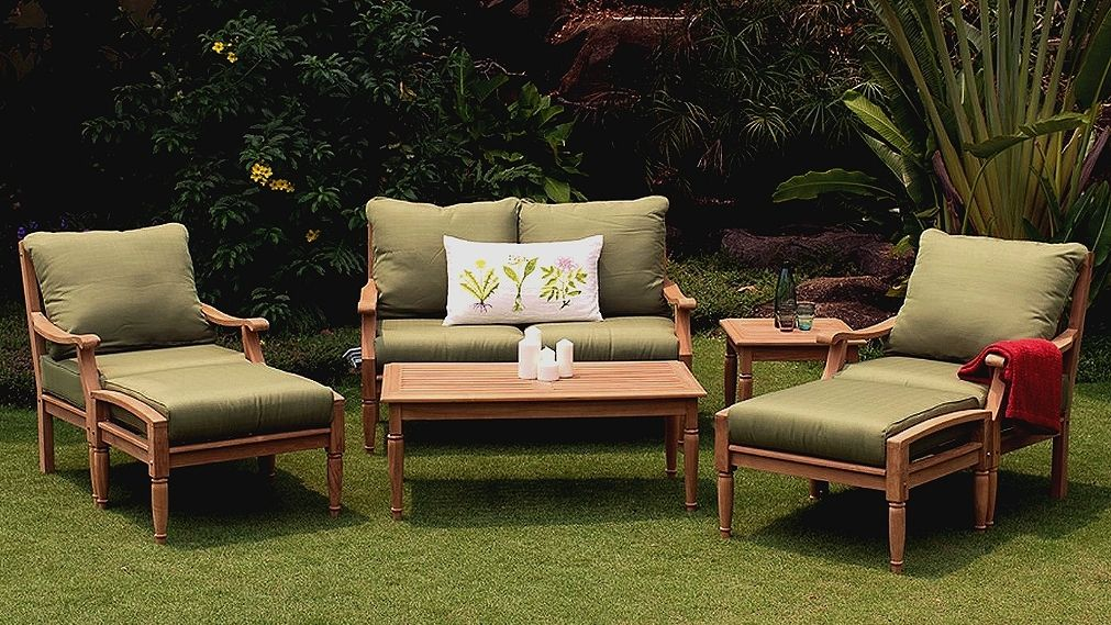 Teak Patio Furniture Sales Outdoor Wood Furniture