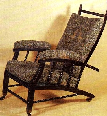 William Morris chair