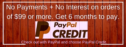 No Payments or Interest For 6 Months